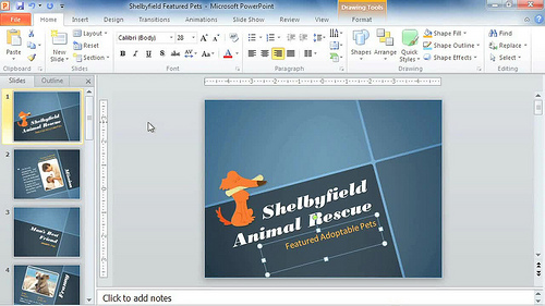 Powerpoint is Just a Tool - Carelinkwebpr