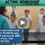 Acting Workshop