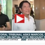 Bongbong Marcos could Easily Surpass Robredo's Lead after the Result Annulment